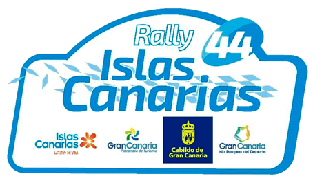 Placa Rally Islas Canarias 2020